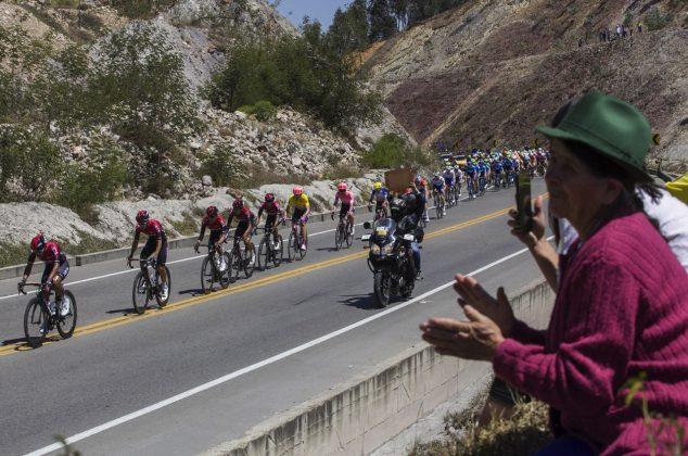 Boyacá ganó con el Tour Colombia en su desarrollo 8