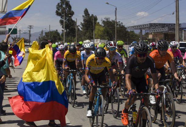 Boyacá ganó con el Tour Colombia en su desarrollo 9