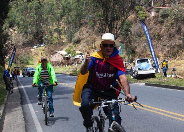 Boyacá ganó con el Tour Colombia en su desarrollo 16