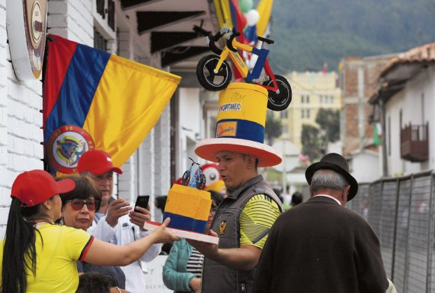 Boyacá ganó con el Tour Colombia en su desarrollo 17