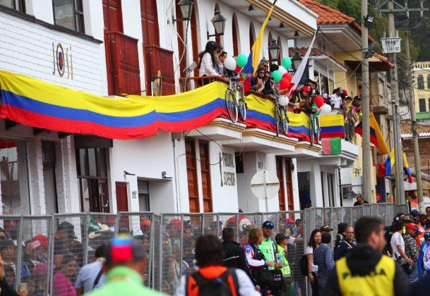 Boyacá ganó con el Tour Colombia en su desarrollo 18