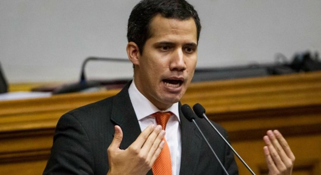 El venezolano Juan Guaidó, da positivo para covid-19 1