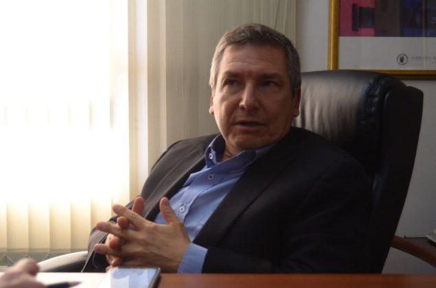 Nuevo presidente en el Tribunal Administrativo 1