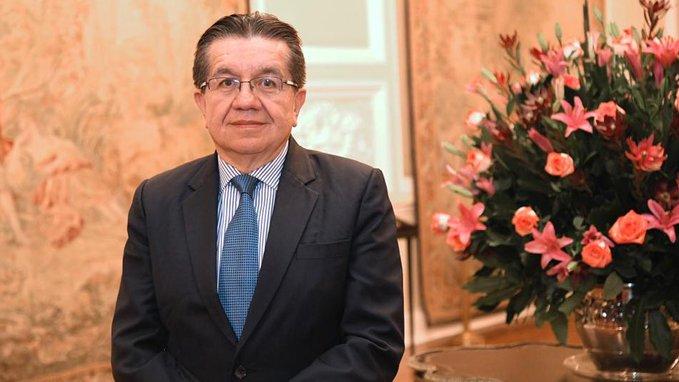 Fernando Gómez es el nuevo Ministro de Salud, reemplaza a Iván González, quien estaba encargado de esa cartera.