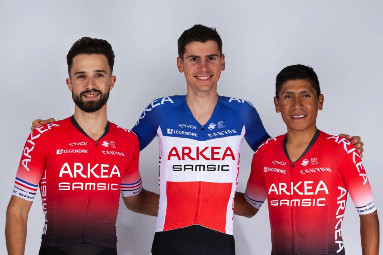 El pedalista boyacense Nairo Quintana hará su estreno en Europa en esta temporada, este jueves en el Tour de la Provence en Francia.