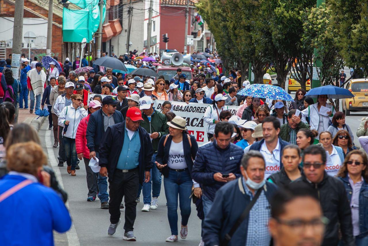 ¿Cree usted que un paro nacional podría tumbar la llamada #ReformaTributaria2021? #Sondeo7días 1