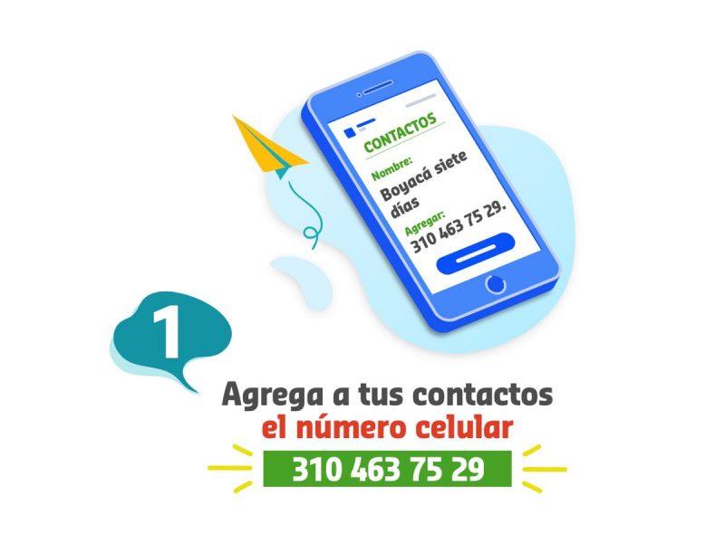 Boyacá Sie7e Días en Whatsapp 2