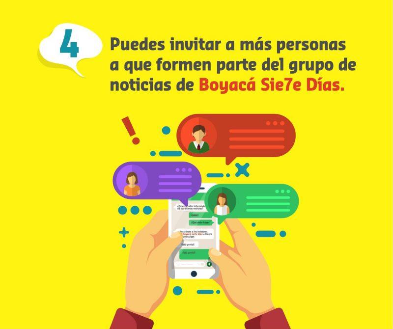 Boyacá Sie7e Días en Whatsapp 9