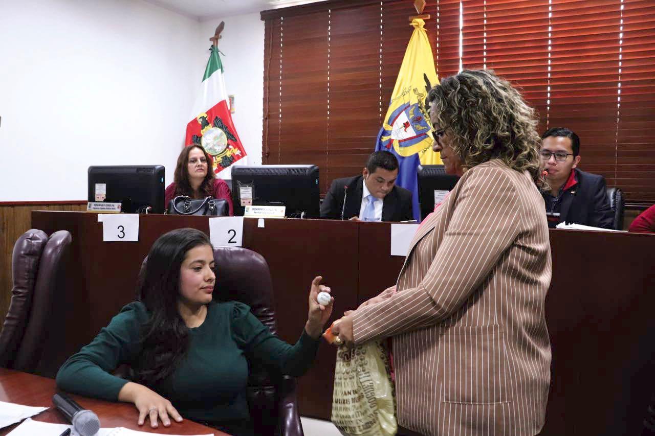 Candidata a personera de Sogamoso