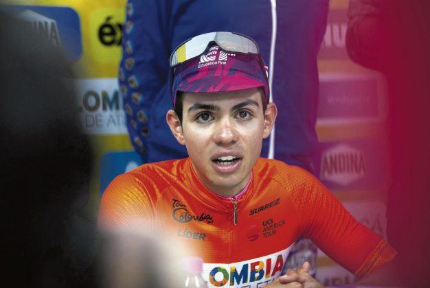 Boyacá ganó con el Tour Colombia en su desarrollo 1