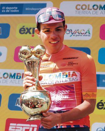 Boyacá ganó con el Tour Colombia en su desarrollo 2