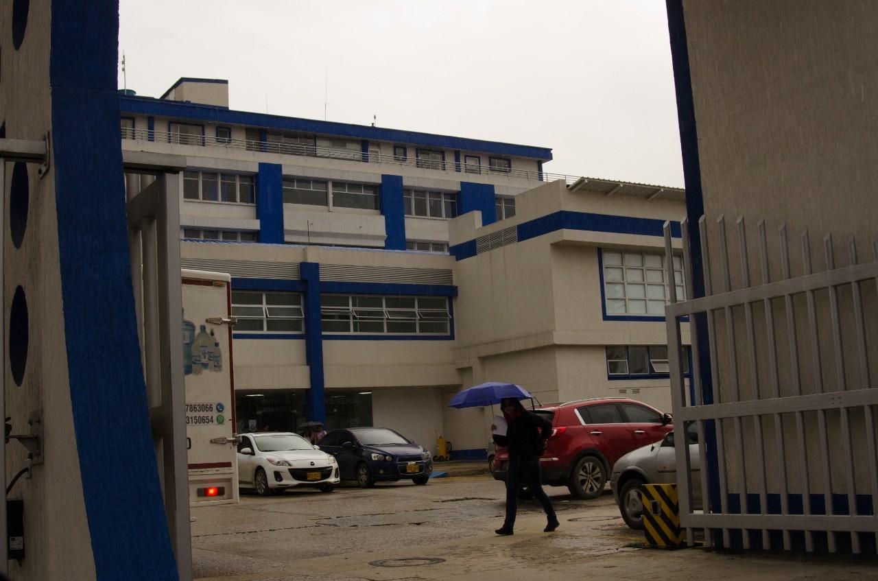 Hospital Regional de Sogamoso Foto: Boyacá Sie7e Días