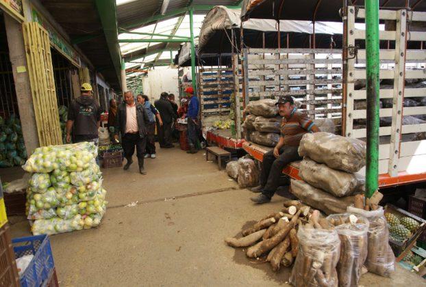 No va a faltar comida a los colombianos durante el aislamiento preventivo 1