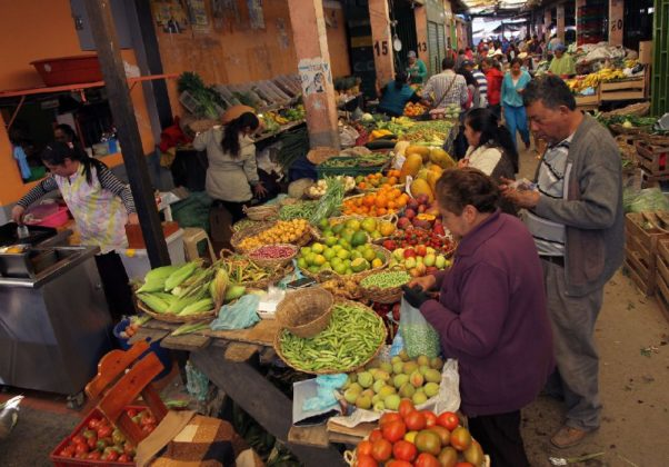 No va a faltar comida a los colombianos durante el aislamiento preventivo 2