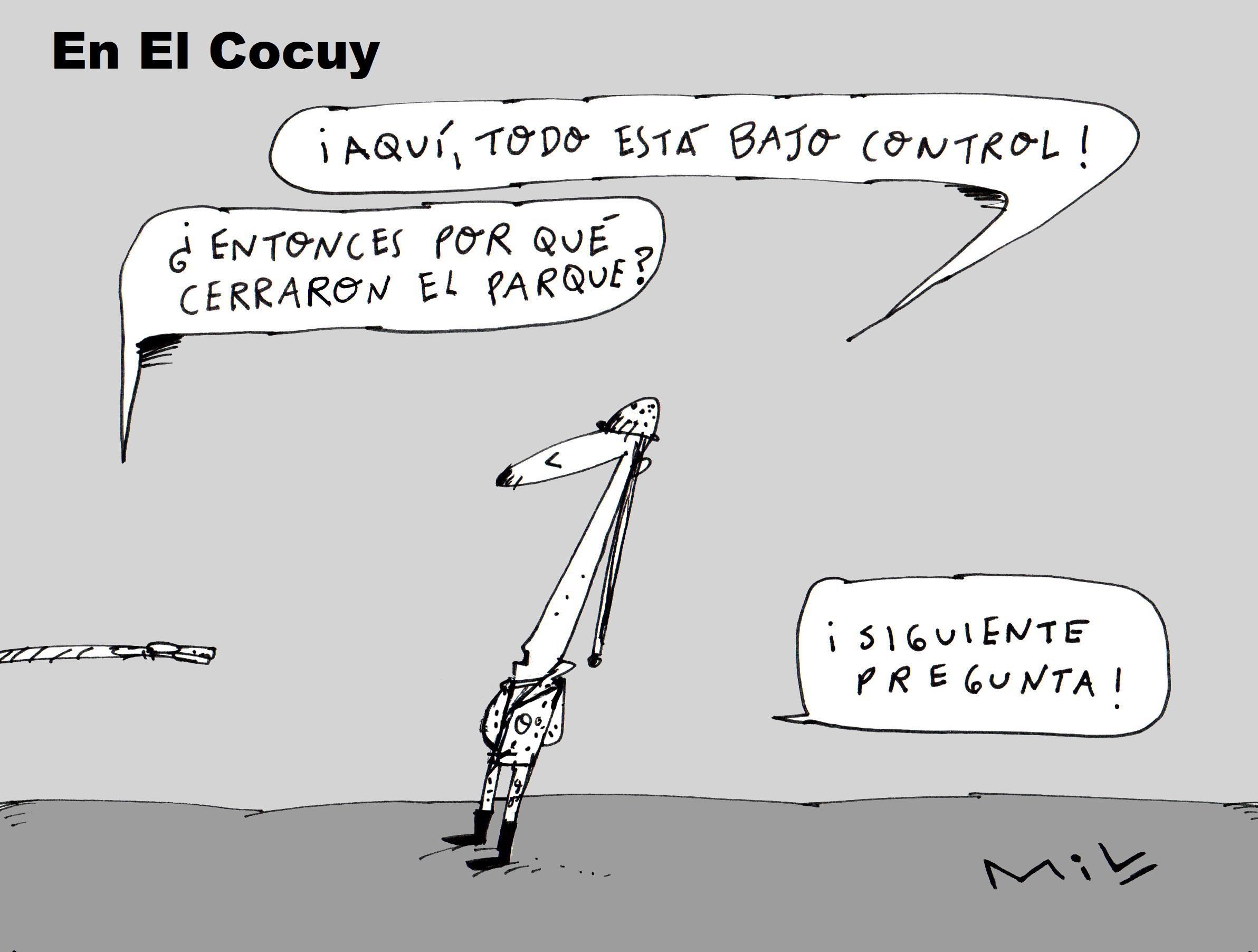 caricatura 2 de marzo 2020