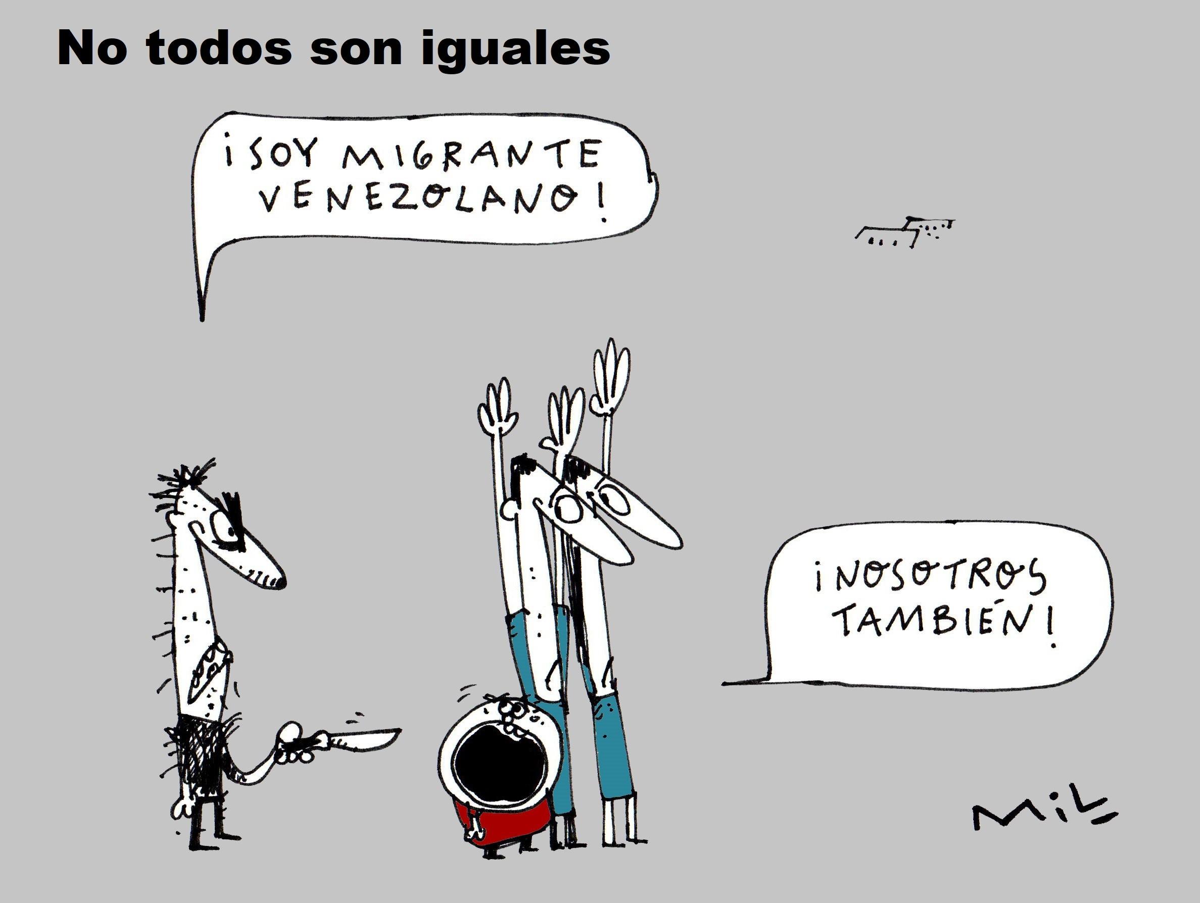 Caricatura 3 de Marzo de 2020