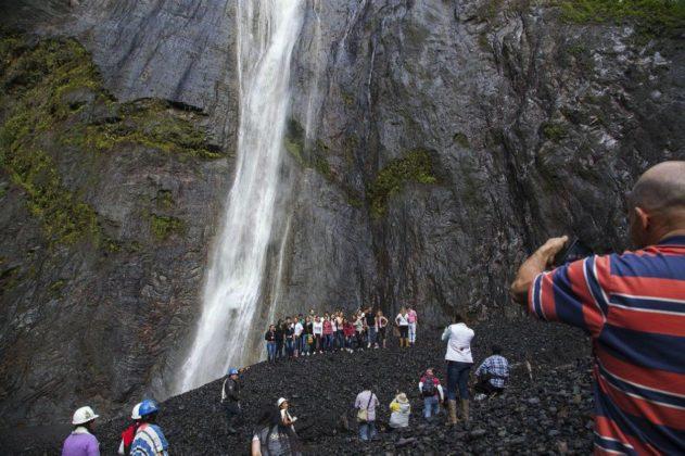 Galería - Cascada La 70, un hermoso lugar de Mi Bella Boyacá 4