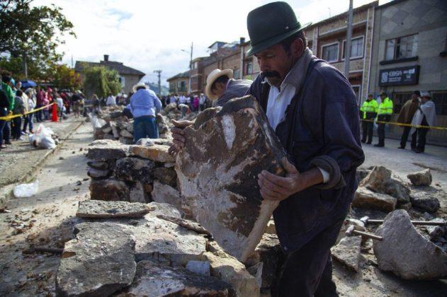 [Galería] - Festival de la piedra en Ciénega Boyacá 2