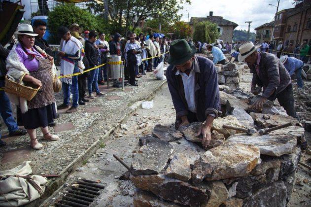 [Galería] - Festival de la piedra en Ciénega Boyacá 5