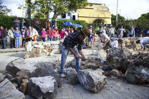 [Galería] - Festival de la piedra en Ciénega Boyacá 6