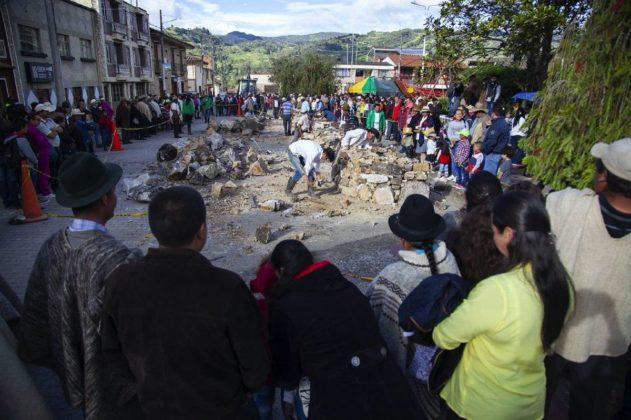 [Galería] - Festival de la piedra en Ciénega Boyacá 1