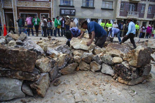 [Galería] - Festival de la piedra en Ciénega Boyacá 3