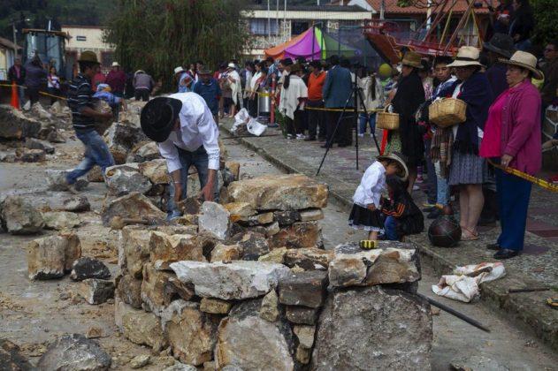 [Galería] - Festival de la piedra en Ciénega Boyacá 13
