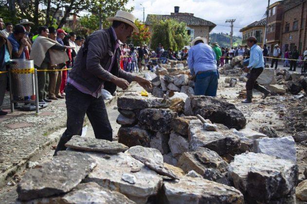 [Galería] - Festival de la piedra en Ciénega Boyacá 12