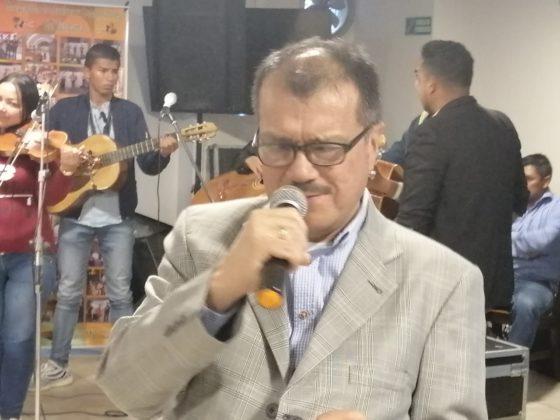 Se nos fue un grande de la música colombiana 1