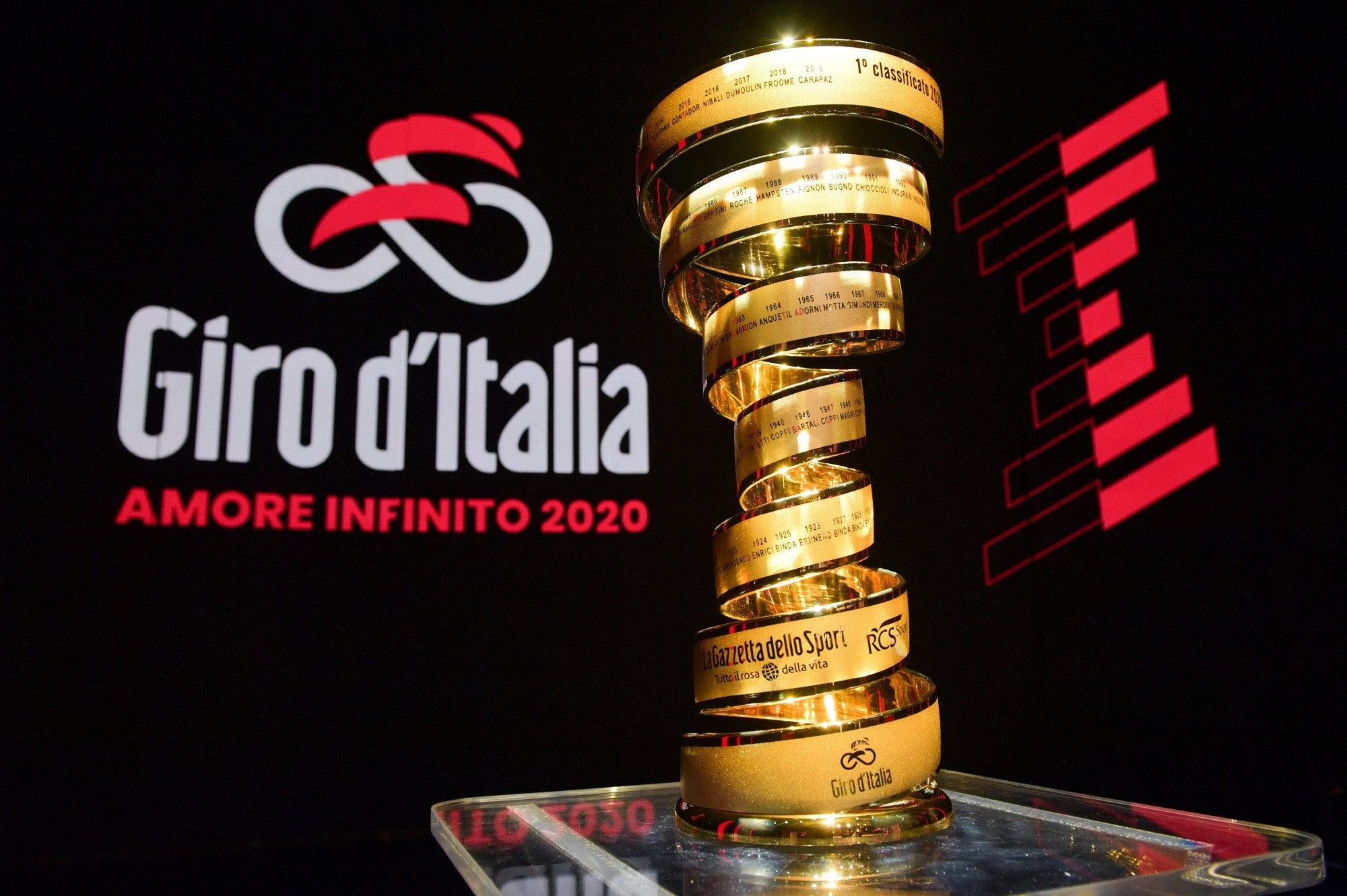 Tanto para los organizadores de la carrera como para Hungría el objetivo es que el Giro de Italia pueda salir.