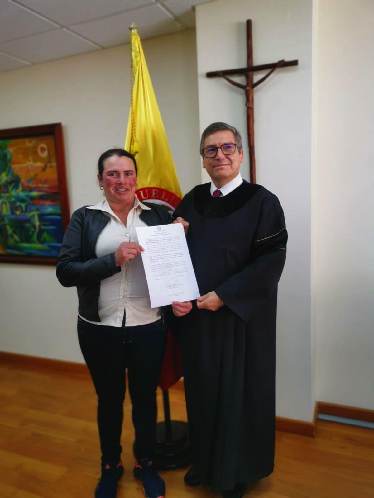 Fallo declaró la elección de la señora Lindaura Parra Pulido, como concejal de Ramiriquí 1