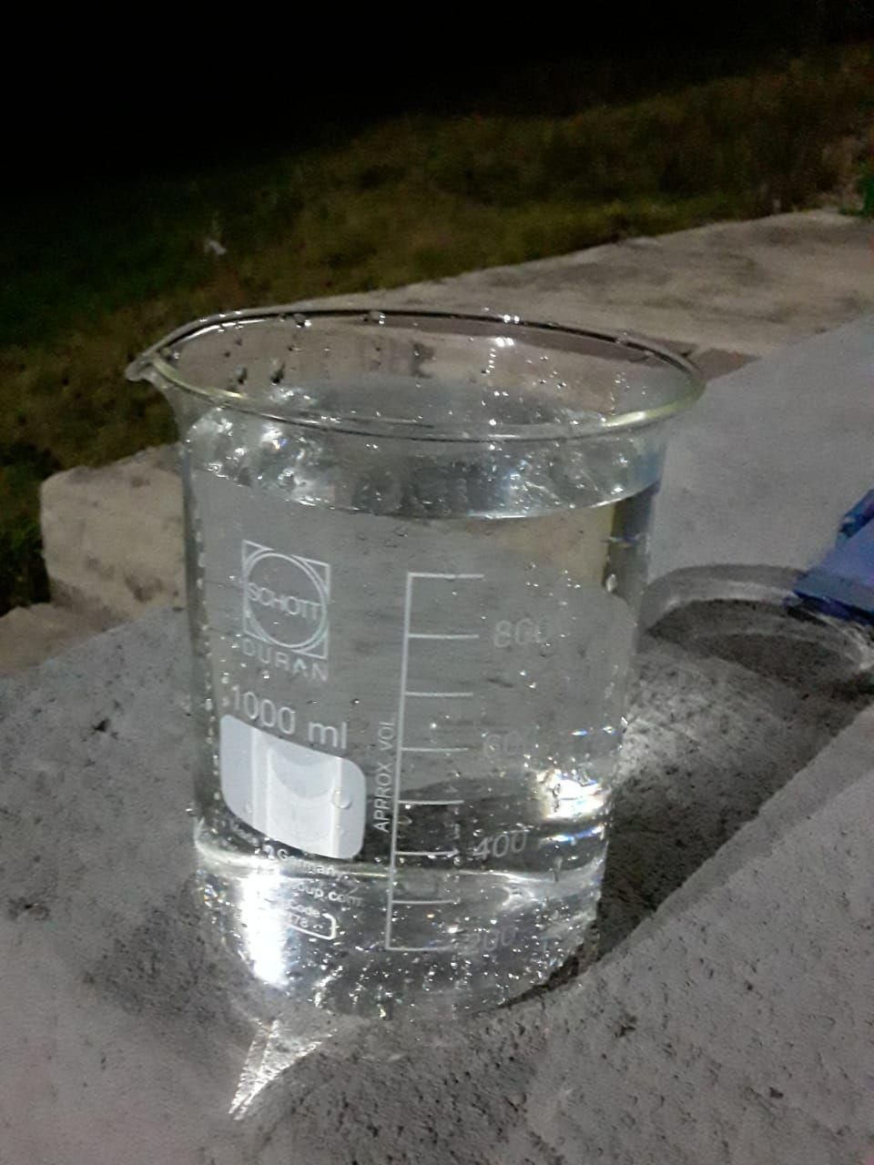 Quejas por calidad del agua en Duitama 2