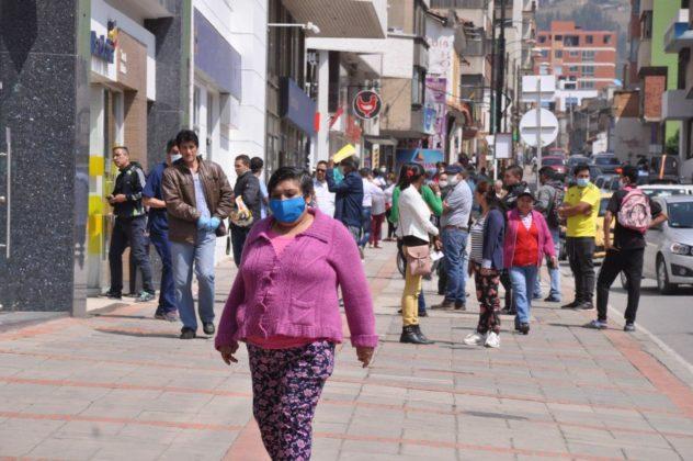 Con Ejército, la Alcaldía de Duitama busca hacer cumplir la orden de aislamiento preventivo 24