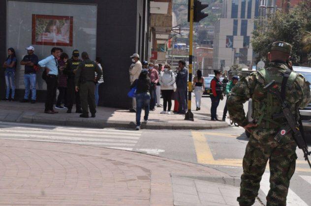Con Ejército, la Alcaldía de Duitama busca hacer cumplir la orden de aislamiento preventivo 25