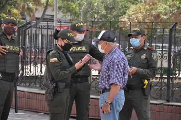 Con Ejército, la Alcaldía de Duitama busca hacer cumplir la orden de aislamiento preventivo 26
