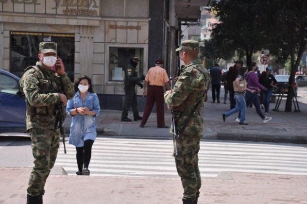 Con Ejército, la Alcaldía de Duitama busca hacer cumplir la orden de aislamiento preventivo 27