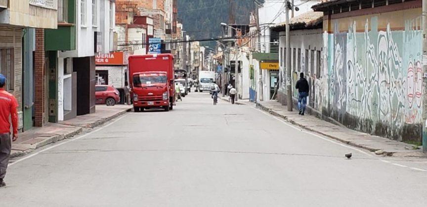 Con Ejército, la Alcaldía de Duitama busca hacer cumplir la orden de aislamiento preventivo 20