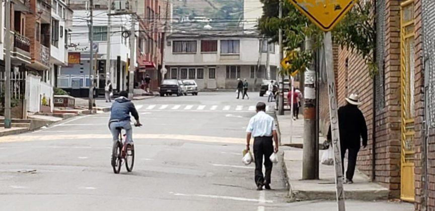 Con Ejército, la Alcaldía de Duitama busca hacer cumplir la orden de aislamiento preventivo 9