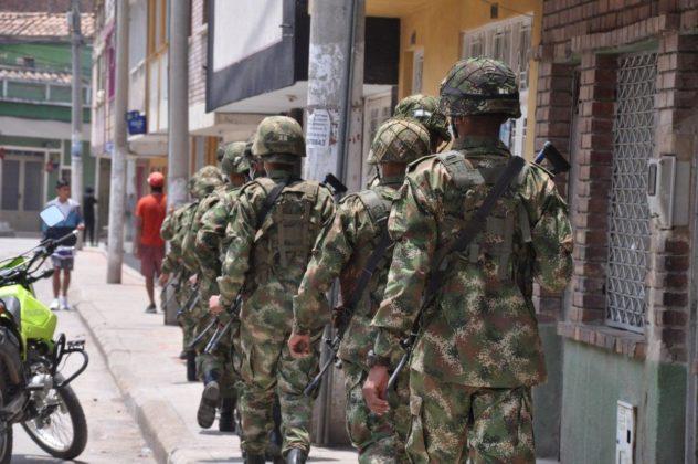Con Ejército, la Alcaldía de Duitama busca hacer cumplir la orden de aislamiento preventivo 4