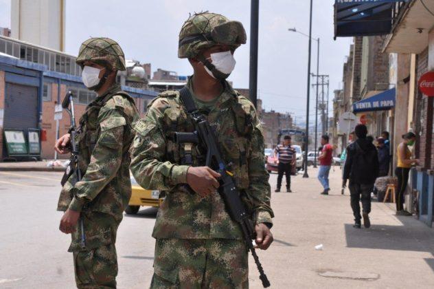 Con Ejército, la Alcaldía de Duitama busca hacer cumplir la orden de aislamiento preventivo 8