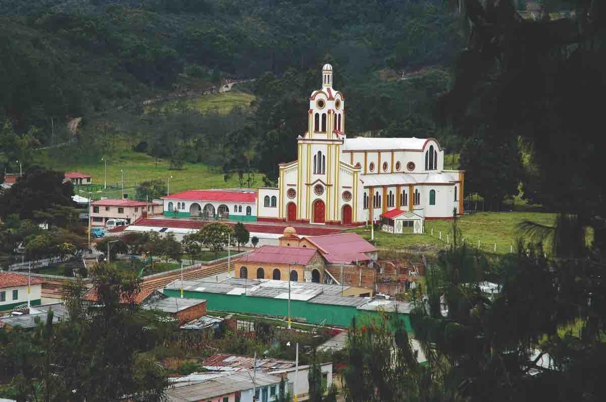 San Miguel de Sema Boyacá - Foto: Archivo Particular