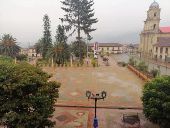 [Galería] Las calles de Boyacá permanecen solas en el primer día de Simulacro de Aislamiento por COVID - 19 18