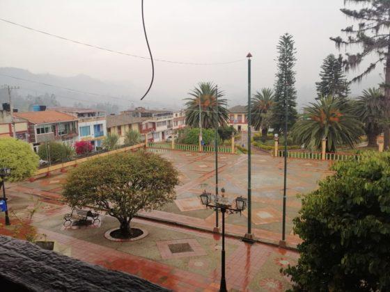 [Galería] Las calles de Boyacá permanecen solas en el primer día de Simulacro de Aislamiento por COVID - 19 17