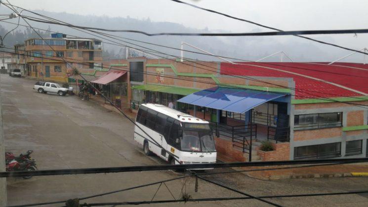 [Galería] Las calles de Boyacá permanecen solas en el primer día de Simulacro de Aislamiento por COVID - 19 16