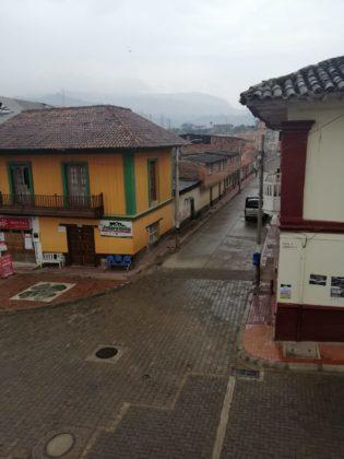 [Galería] Las calles de Boyacá permanecen solas en el primer día de Simulacro de Aislamiento por COVID - 19 15