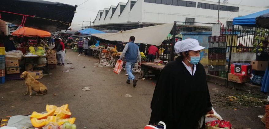 Limitan horario de atención en plazas de mercado de Boyacá 1