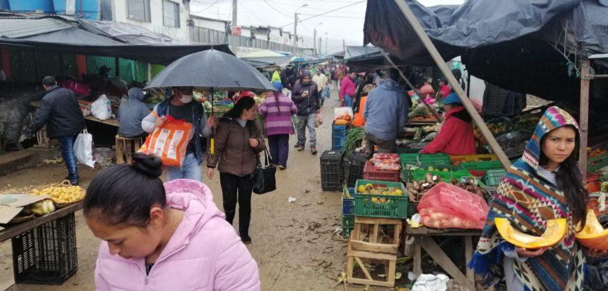Limitan horario de atención en plazas de mercado de Boyacá 5