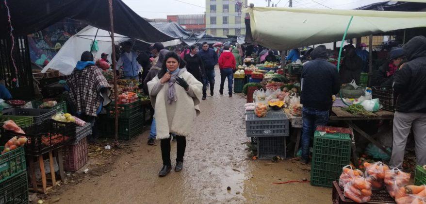 Limitan horario de atención en plazas de mercado de Boyacá 6