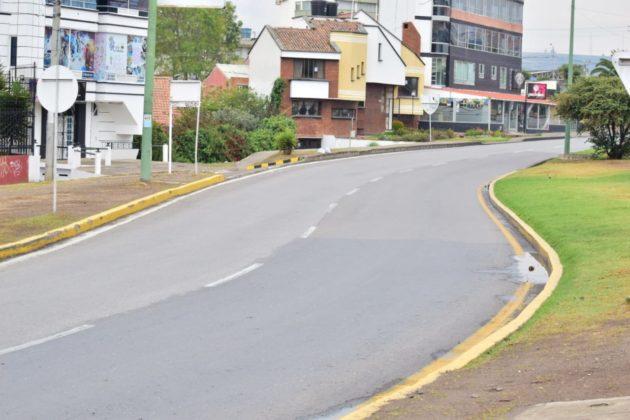 [Galería] Las calles de Boyacá permanecen solas en el primer día de Simulacro de Aislamiento por COVID - 19 25