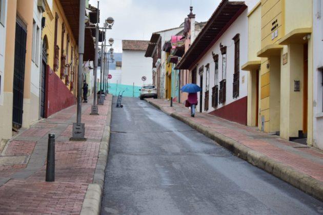 [Galería] Las calles de Boyacá permanecen solas en el primer día de Simulacro de Aislamiento por COVID - 19 24